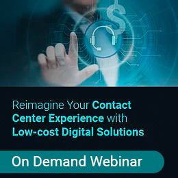 contact center webinar-on demand